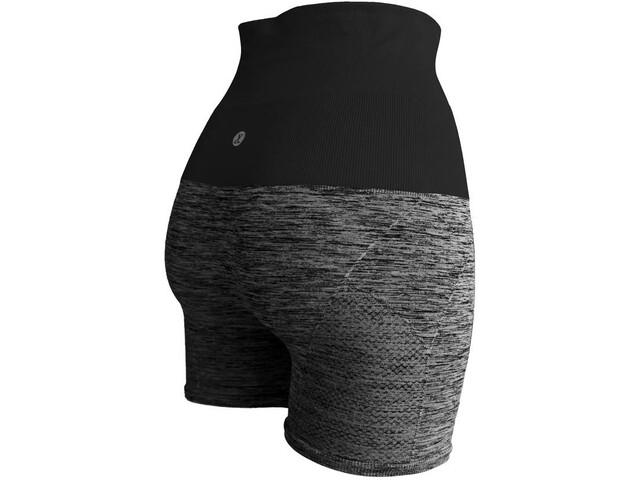 Kidneykaren Yoga - Pantalones cortos Mujer - gris